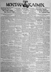The Montana Kaimin, November 6, 1934