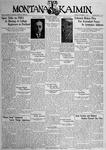 The Montana Kaimin, November 13, 1934