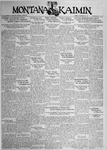 The Montana Kaimin, November 20, 1934