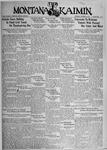 The Montana Kaimin, November 28, 1934