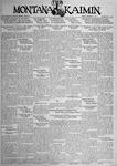 The Montana Kaimin, December 11, 1934