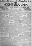 The Montana Kaimin, December 14, 1934