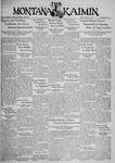 The Montana Kaimin, January 11, 1935