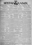 The Montana Kaimin, January 18, 1935