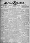 The Montana Kaimin, January 22, 1935
