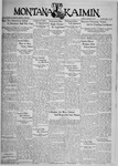 The Montana Kaimin, January 29, 1935