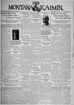 The Montana Kaimin, February 1, 1935