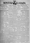 The Montana Kaimin, February 5, 1935