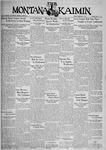 The Montana Kaimin, February 8, 1935