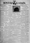 The Montana Kaimin, February 15, 1935