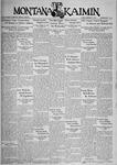 The Montana Kaimin, February 19, 1935