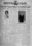 The Montana Kaimin, February 22, 1935