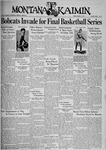 The Montana Kaimin, March 1, 1935