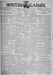 The Montana Kaimin, March 5, 1935