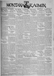 The Montana Kaimin, March 8, 1935