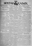 The Montana Kaimin, March 12, 1935