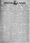 The Montana Kaimin, March 15, 1935