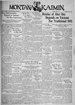 The Montana Kaimin, April 2, 1935