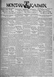 The Montana Kaimin, April 5, 1935