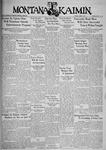 The Montana Kaimin, April 9, 1935