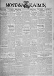The Montana Kaimin, April 12, 1935