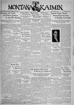 The Montana Kaimin, April 16, 1935