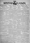 The Montana Kaimin, April 19, 1935