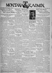 The Montana Kaimin, April 23, 1935