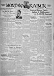 The Montana Kaimin, April 26, 1935