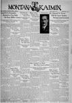 The Montana Kaimin, April 30, 1935