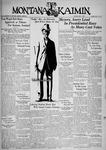 The Montana Kaimin, May 2, 1935