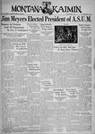 The Montana Kaimin, May 7, 1935