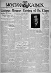 The Montana Kaimin, May 10, 1935