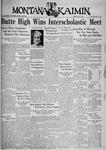The Montana Kaimin, May 17, 1935