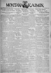 The Montana Kaimin, May 21, 1935