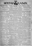 The Montana Kaimin, May 24, 1935