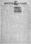 The Montana Kaimin, October 8, 1935