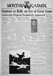 The Montana Kaimin, October 11, 1935