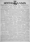 The Montana Kaimin, October 15, 1935