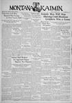 The Montana Kaimin, October 18, 1935