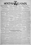 The Montana Kaimin, October 22, 1935