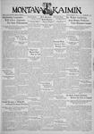 The Montana Kaimin, October 25, 1935