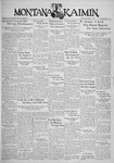 The Montana Kaimin, October 29, 1935