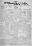 The Montana Kaimin, November 5, 1935