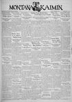 The Montana Kaimin, November 8, 1935