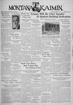 The Montana Kaimin, November 12, 1935
