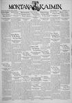 The Montana Kaimin, November 15, 1935