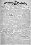 The Montana Kaimin, November 19, 1935