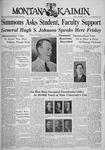 The Montana Kaimin, December 10, 1935