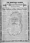 The Montana Kaimin, December 13, 1935